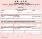 Pokyny pro fyzické osoby, aneb jak podávat daňové přiznání